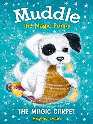cover image of Muddle the Magic Puppy Book 1