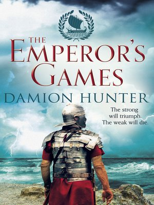 cover image of The Emperor's Games
