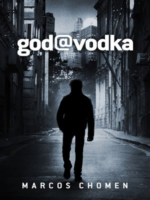 cover image of god@vodka