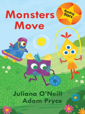 cover image of Monsters Move