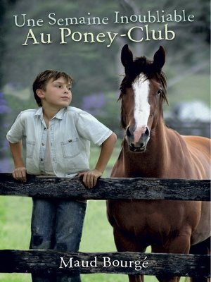 cover image of Une Semaine Inoubliable Au Poney-Club