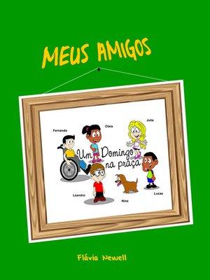cover image of Meus Amigos