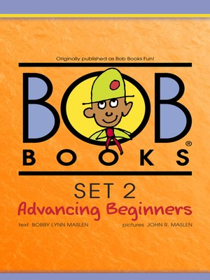 cover image of Bob Books Set 2
