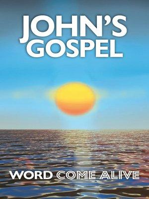 cover image of John's Gospel