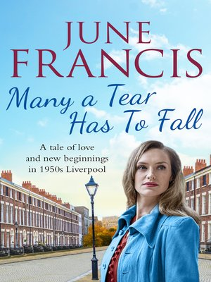 cover image of Many a Tear Has to Fall