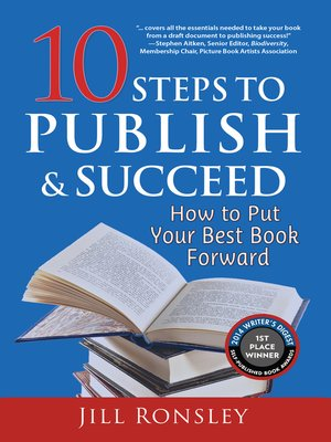 cover image of 10 Steps to Publish & Succeed