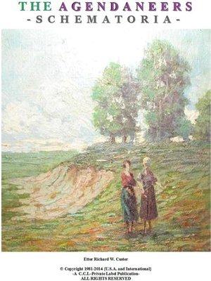 cover image of Die Agendaneers
