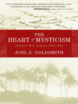 cover image of The Heart of Mysticism