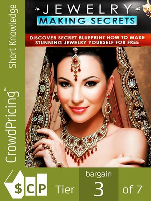 cover image of Jewelry Making Secrets