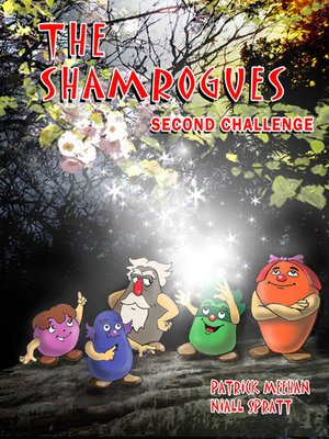 cover image of The Shamrogues