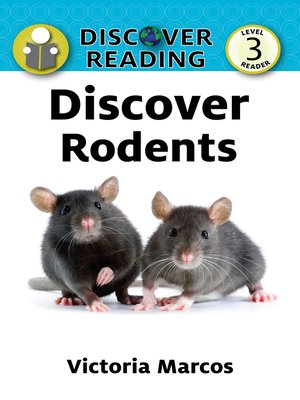 cover image of Discover Rodents