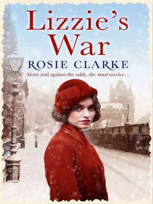 cover image of Lizzie's War