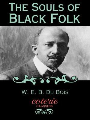 Cover Image Of The Souls Black Folk