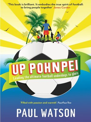 cover image of Up Pohnpei
