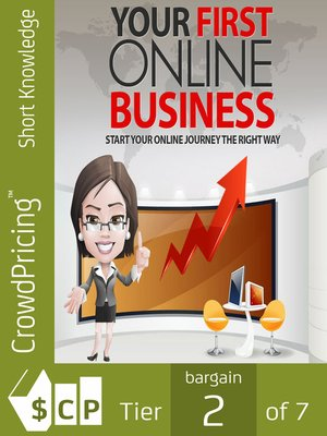 cover image of Your First Online Business