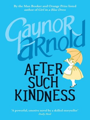 cover image of After Such Kindness