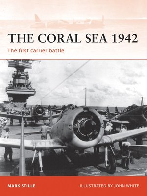 cover image of The Coral Sea 1942