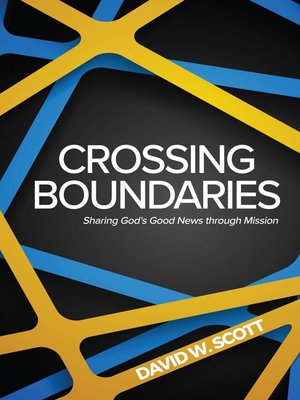 cover image of Crossing Boundaries