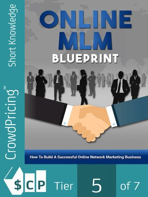 cover image of Online MLM Blueprint