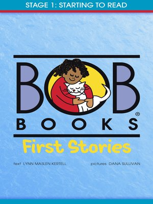 cover image of Bob Books First Stories