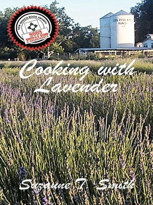 cover image of Cooking with Lavender