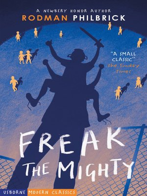 cover image of Freak the Mighty