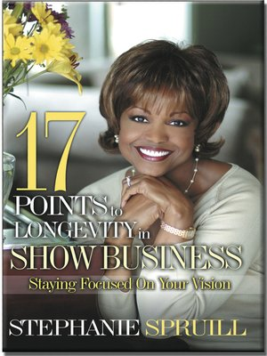 "cover image of ""17 Points to Longevity In Show Business"""