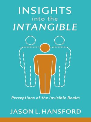 cover image of Insights Into the Intangible