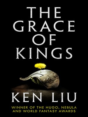 cover image of The Grace of Kings