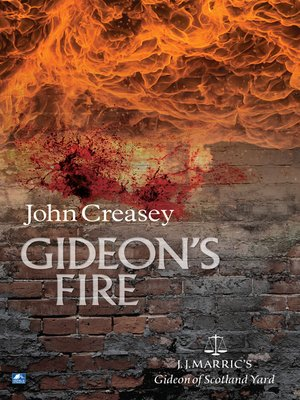 cover image of Gideon's Fire