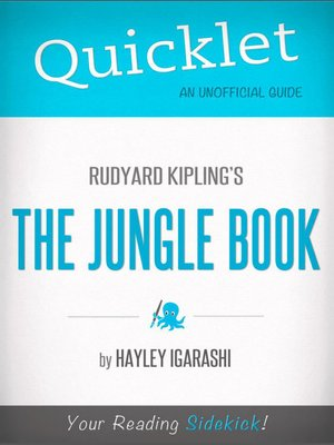cover image of Quicklet on Rudyard Kipling's the Jungle Book