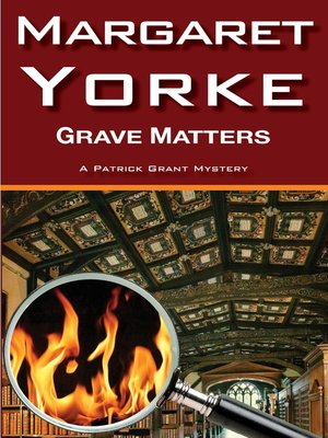 cover image of Grave Matters
