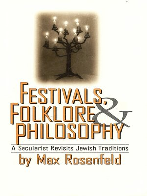 cover image of Festivals, Folklore & Philosophy