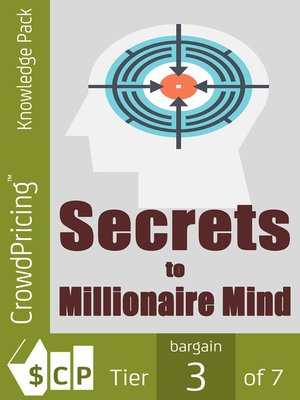 cover image of The Secrets to a Millionaire Mind
