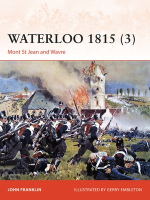 cover image of Waterloo 1815 (3)