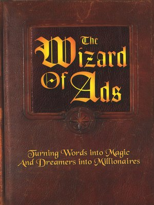 cover image of The Wizard of Ads