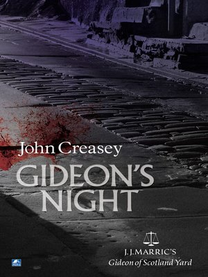 cover image of Gideon's Night