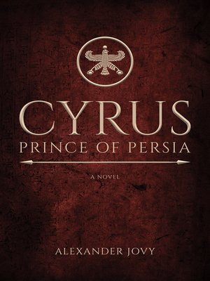 cover image of Cyrus, Prince of Persia