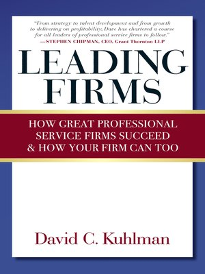 cover image of Leading Firms