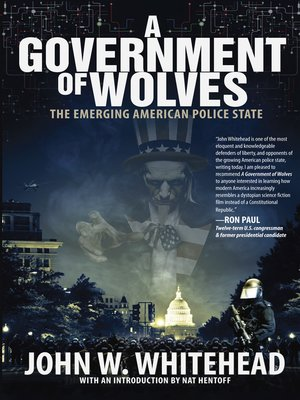 cover image of A Government of Wolves