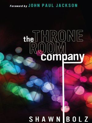 cover image of The Throne Room Company