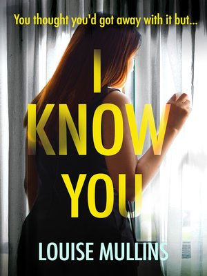 cover image of I Know You
