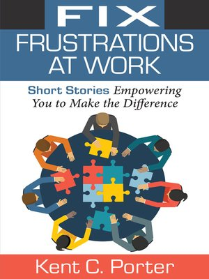 cover image of Fix Frustrations At Work