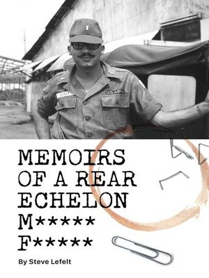 cover image of Memoirs of a Rear Echelon M***** F*****