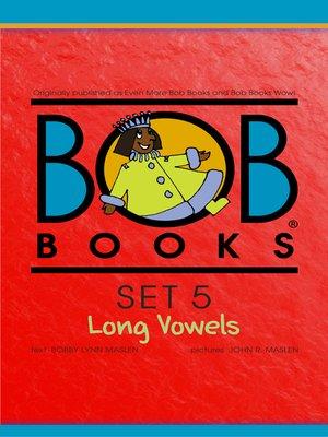 cover image of Bob Books Set 5