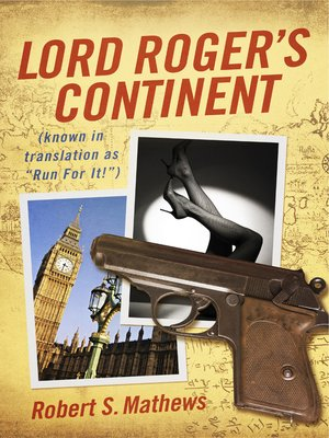 cover image of Lord Roger's Continent