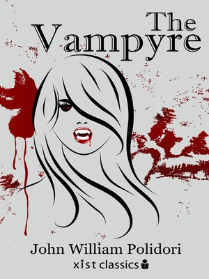 cover image of The Vampyre
