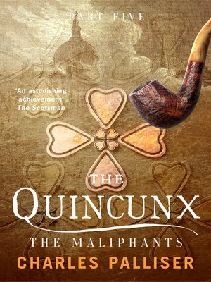 cover image of The Maliphants: Book 5