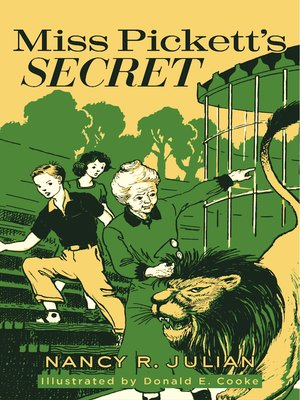 cover image of Miss Pickett's Secret