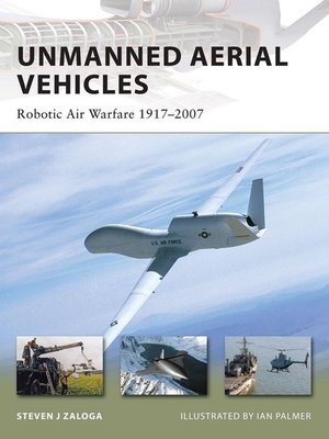 cover image of Unmanned Aerial Vehicles